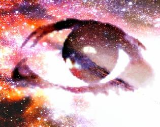 Space Eye by susha017