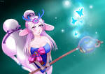 Spirit Blossom Lillia by Iobunny