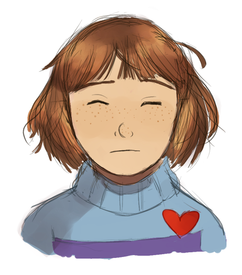 Frisk by x-sayrie-x