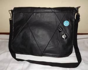 Watch Dogs, custom made messenger bag