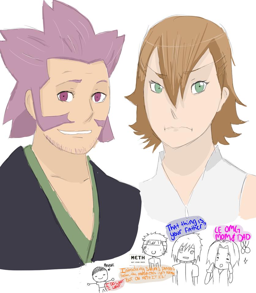 Sakura's Parents - Roa...