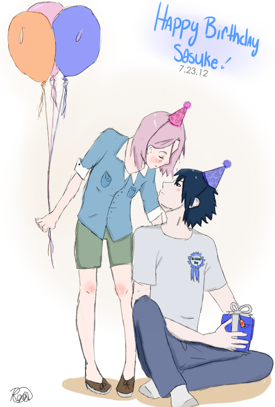Happy Birthday, Darling by Roxra