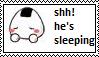 She he's sleeping by SOULlol