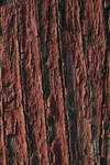 Red Flaked Wood Texture
