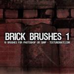 Free Brick Brushes