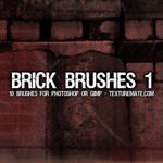 Free Brick Brushes