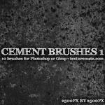Cement Brushes 1