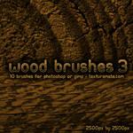 Wood Brushes 3
