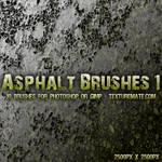 Asphalt 1 Brushes