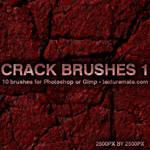 Crack Brushes 1