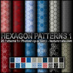 Hexagon Patterns 1