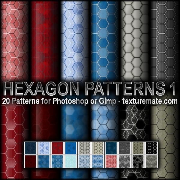 Hexagon Patterns 1