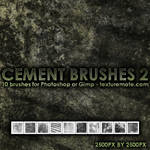 Cement Brushes 2