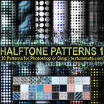 Halftone Patterns 1