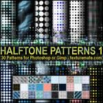 Halftone Patterns 1