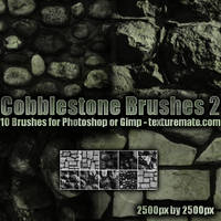 Cobblestone Brushes 2