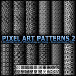 Pixel Art Patterns 2