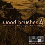Wood Brushes 4
