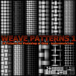 Weave Patterns 1