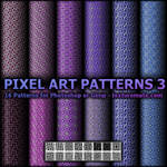 Pixel Art Patterns 3