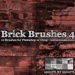 Brick Brushes 4