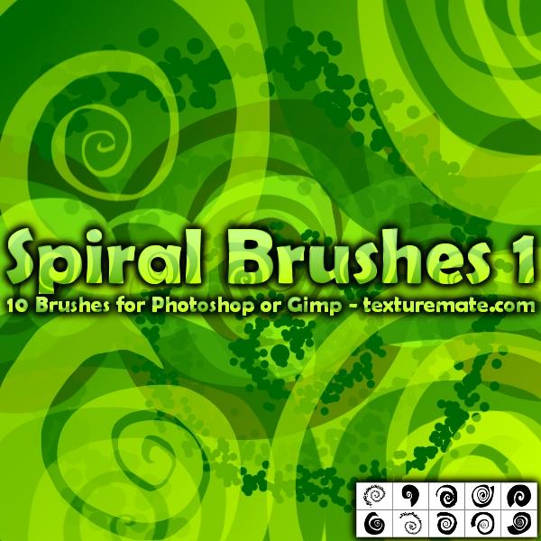 Spiral Brushes 1