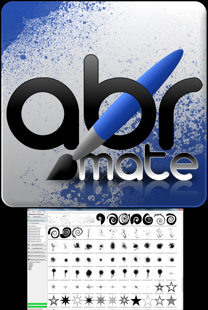 abrMate Brush Software