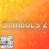 Symbol Brushes 2 by AscendedArts