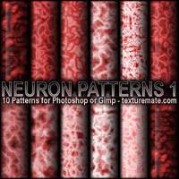 Neuron Patterns 1 by AscendedArts