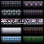 Glowing Tile Patterns 1
