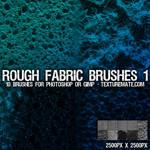 Rough Fabric 1 Brush Set