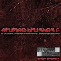 Grunge Brushes 6 by AscendedArts