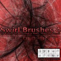 Swirl Brushes 4 by AscendedArts