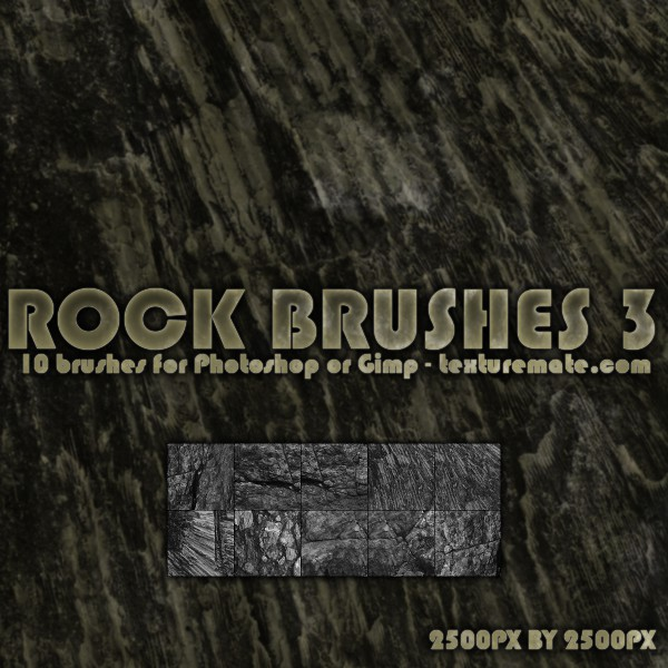 Rock Brushes 3