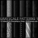 Grayscale Patterns 1