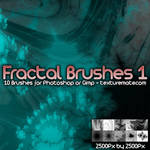 Fractal Brushes 1