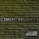 Cement Brushes 4