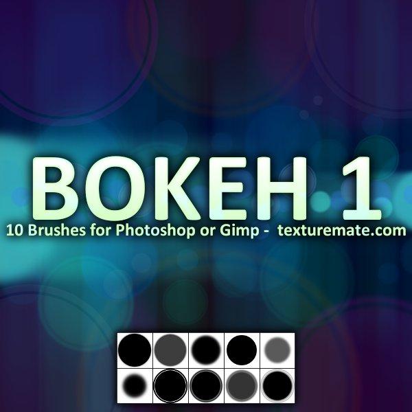 Texturemate-Bokeh01 by AscendedArts