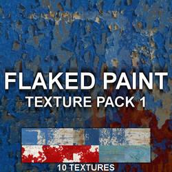 FlakedPaintTexturePack01