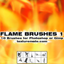FlameBrushes01