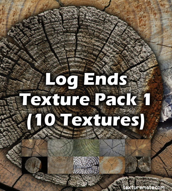 TexturePack-LogEnds1 by AscendedArts