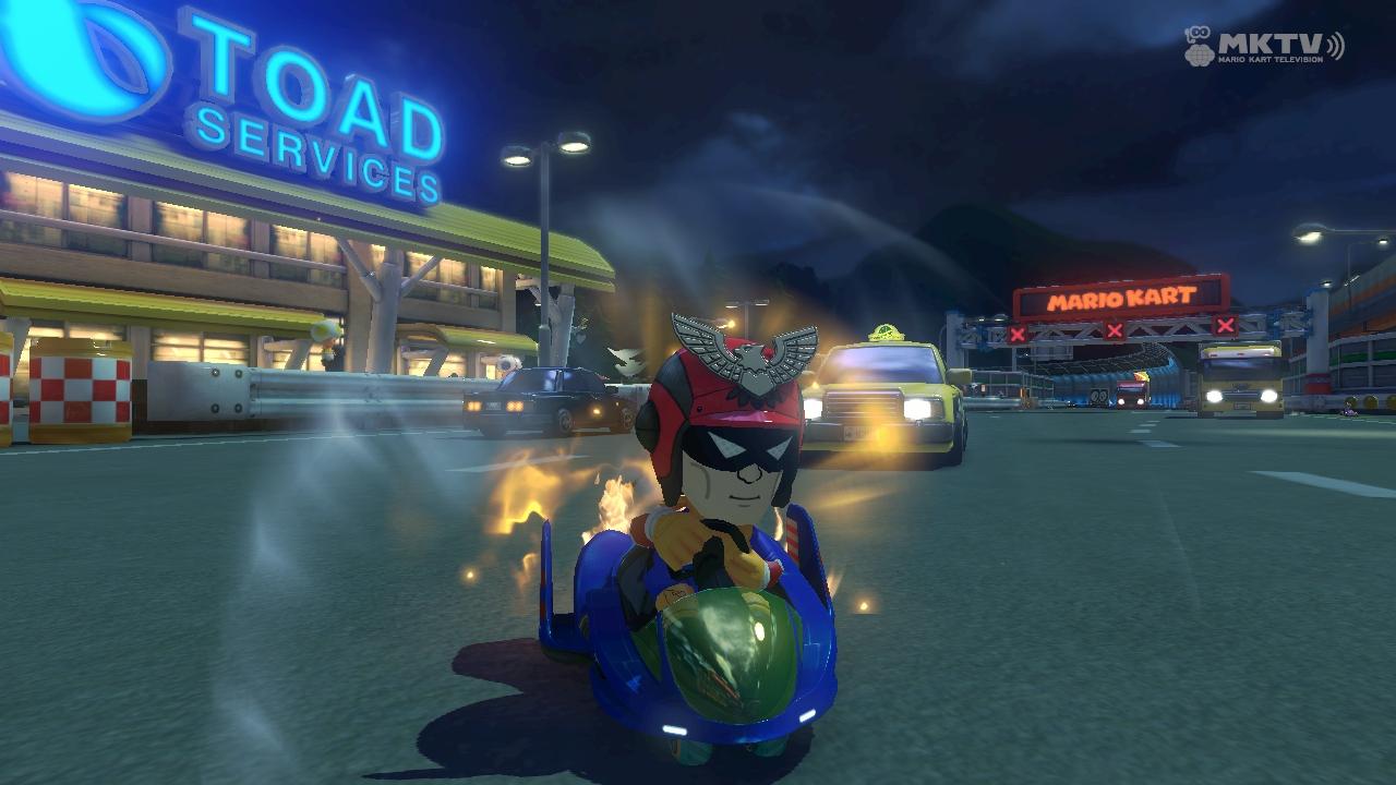 Mario Kart 8 - BOOST FIRE!! by RazorVolare