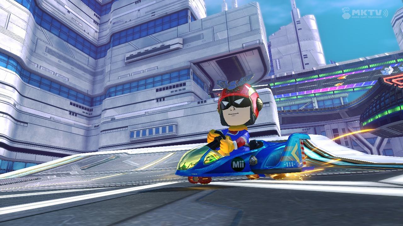 Mario Kart 8 - Falcon Densetsu Ryu Suzaku! by RazorVolare