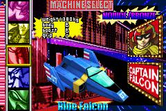 F-Zero Climax (Eml) - Ryu Suzaku/Captain Falcon by RazorVolare