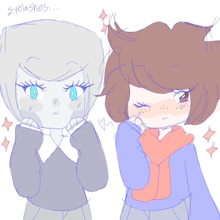 Eyelashes by fairytoys