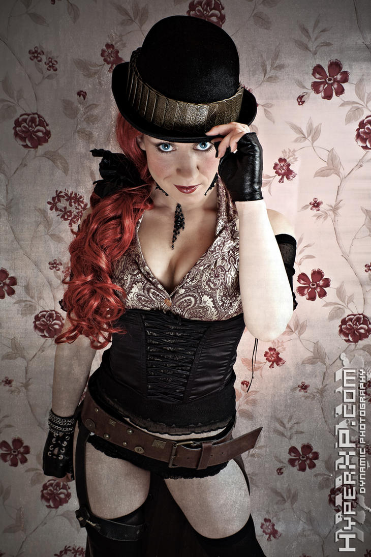 Steampunk lady thief by hyperxp on deviantart - Steamgirl download ...