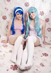Manga Girls : Tink and Floz