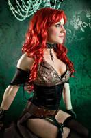 Steampunk Glamour : Pose by HyperXP