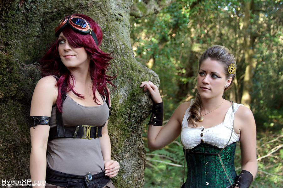 Steampunk 2012 tink and floz by hyperxp on deviantart - Steamgirl download ...