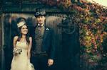 Paul and Danielle Steampunk Wedding